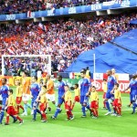 L'équipe de France de foot