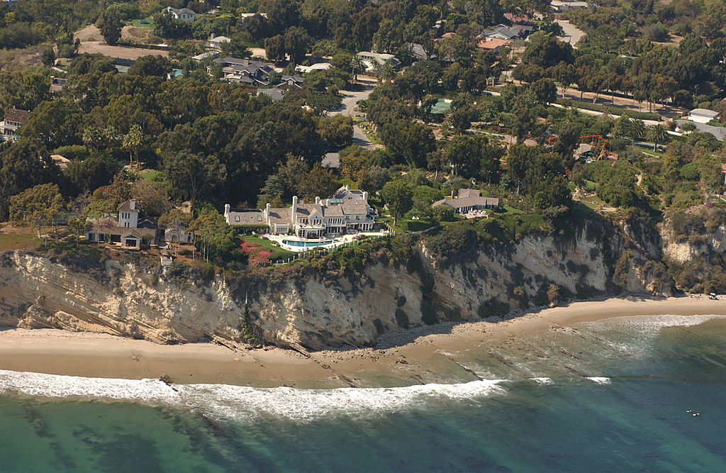 Photo du domaine de Barbra Streisand