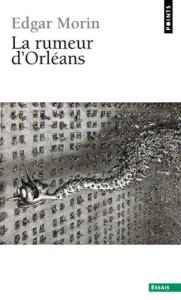 La rumeur d'Orléans, Edgar Morin, couverture  A. Paul Weber